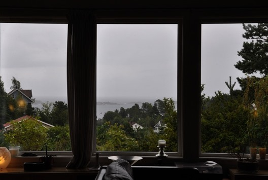 Regnvarsondag
